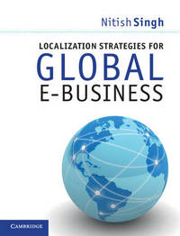 Localization Strategies for Global E-Business by Nitish Singh
