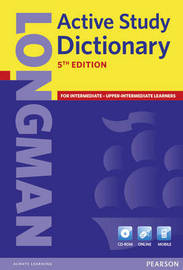 Longman Active Study Dictionary CD-ROM Pack image