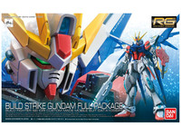 Gundam 1/144 RG GAT-X105B / FP Build Strike Gundam Full Package Model Kit