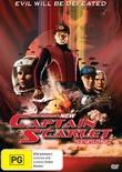 Captain Scarlett - Season 2 on DVD