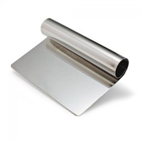 Stainless Steel Dough Scraper