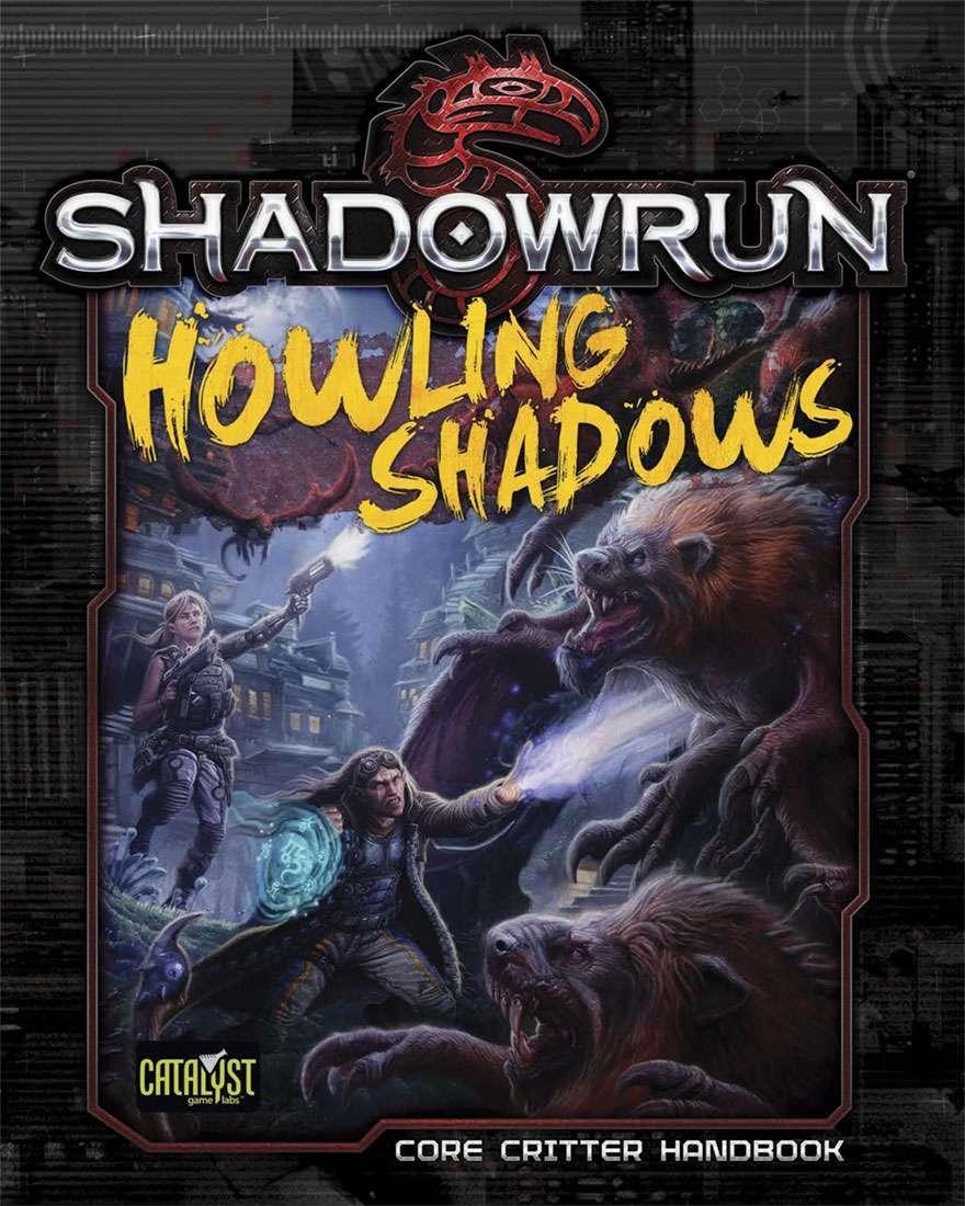 Shadowrun RPG: Howling Shadows - Core Critter Handbook image