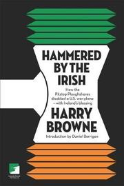 Hammered By The Irish by Harry Browne image