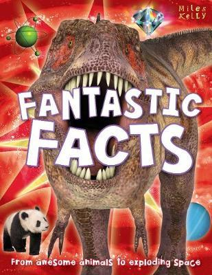 Fantastic Facts - 384 Pages by Kelly Miles image