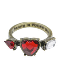 Neon Tuesday: Beauty & The Beast Live Action - Rose Replica Ring
