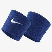 Nike Blue Wristband