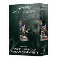 Warhammer Fungoid Cave-Shaman Snazzgar Stinkmullett
