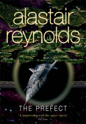 The Prefect (Revelation Space #5) by Alastair Reynolds image
