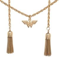 DC Comics: Wonder Woman - Lasso Necklace