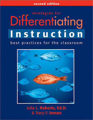 Strategies for Differentiating Instruction by Julie R. Roberts image