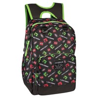"Minecraft 17"" Scatter Creeper Backpack"