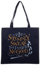 Harry Potter I Solemnly Swear Canvas Tote Bag