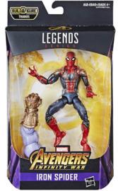 "Marvel Legends: Iron Spider - 6"" Action Figure image"
