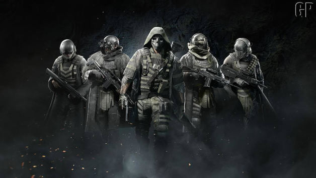 exclusive Ghost Recon Breakpoint A3 poster!