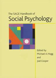 The SAGE Handbook of Social Psychology image