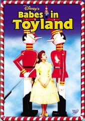 Babes In Toyland (1961) on DVD