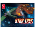 Star Trek Adversary Model Kit Set 2 - Klingon Bird-of-Prey / Ferengi Marauder