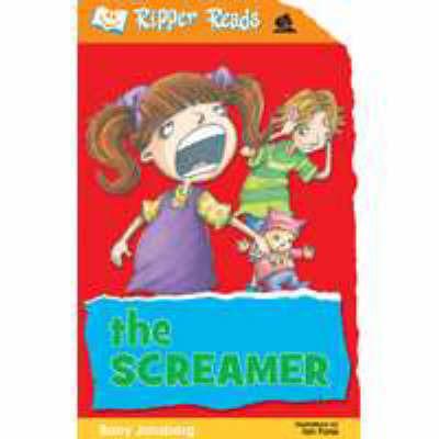 The Screamer by Barry Jonsberg