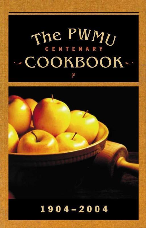 The PWMU Centenary Cookbook