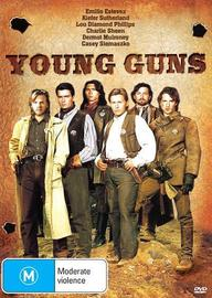 Young Guns on DVD