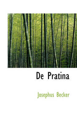 de Pratina by Josephus Becker