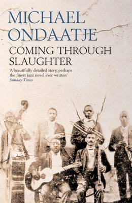 Coming through Slaughter by Michael Ondaatje image
