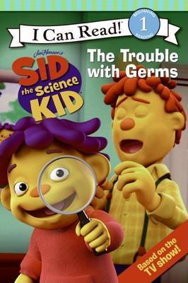 The Trouble with Germs by Jennifer Frantz image