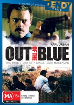 Out of the Blue on DVD image