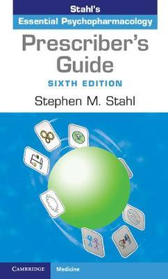 Prescriber's Guide by Stephen M. Stahl image