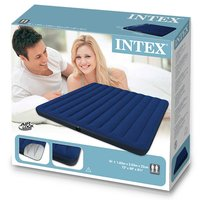 Intex: King Classic Downy Airbed