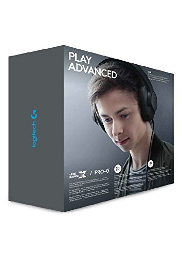 Logitech G433 7.1 Surround Gaming Headset - Black for PC Games image