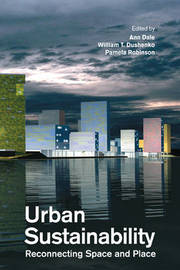 Urban Sustainability by Ann Dale