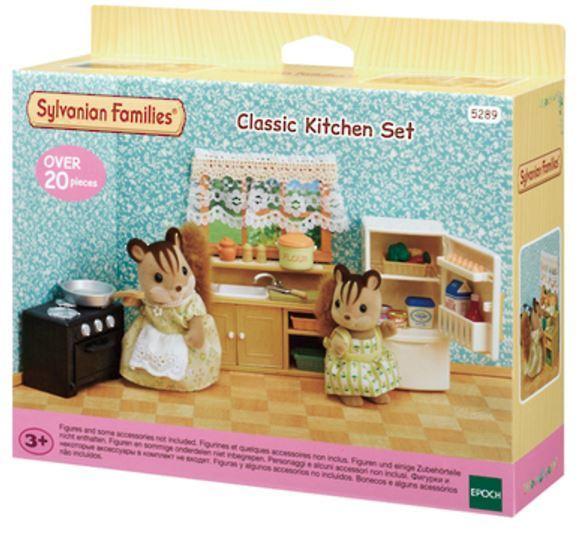 Sylvanian Families: Classic Kitchen Set