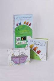Where Is The Green Sheep? Book And Puzzle Set by Mem Fox