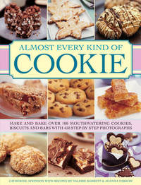 Almost Every Kind of Cookie by Catherine Atkinson image