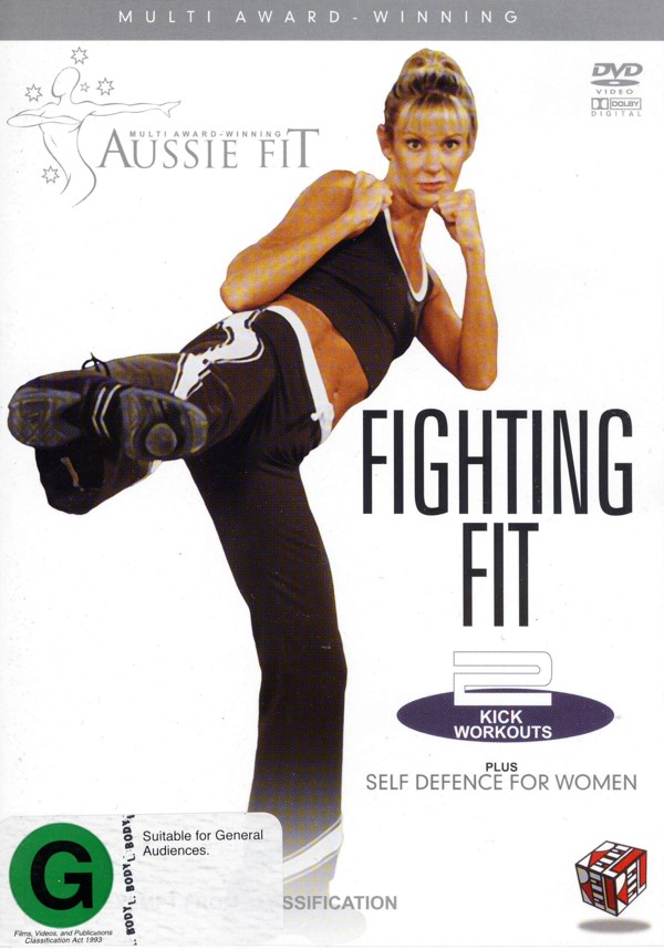 Aussie Fit - Fighting Fit on DVD image