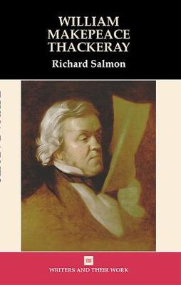 William Makepeace Thackeray by Richard Salmon image