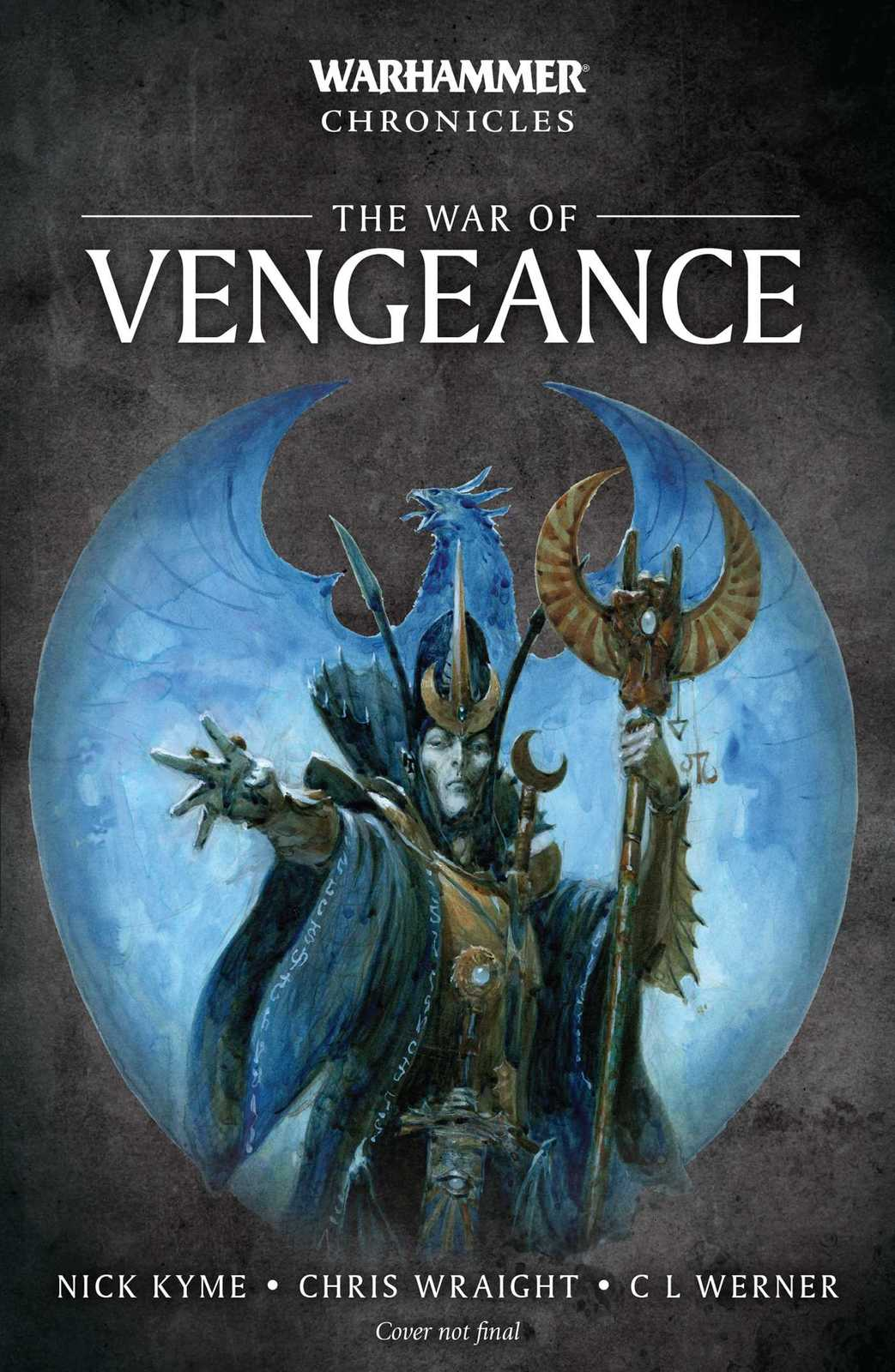 The War of Vengeance by Nick Kyme image