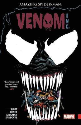 Amazing Spider-man: Venom Inc. by Dan Slott