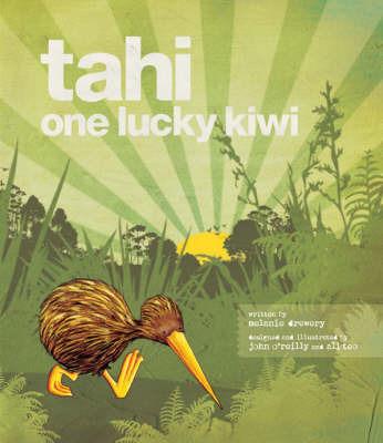 Tahi: One Lucky Kiwi (NZ) (NZ Post Award Winner) by Melanie Drewery image