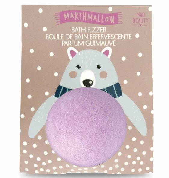 Mad Beauty: I Love Christmas Bath Fizzer - Polar Bear