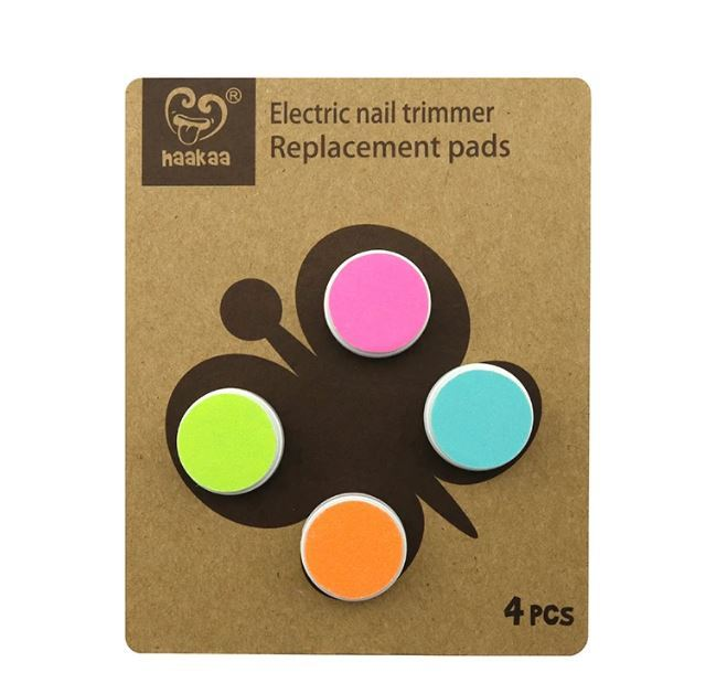 Haakaa: Electric Nail Trimmer Replacement Pads image