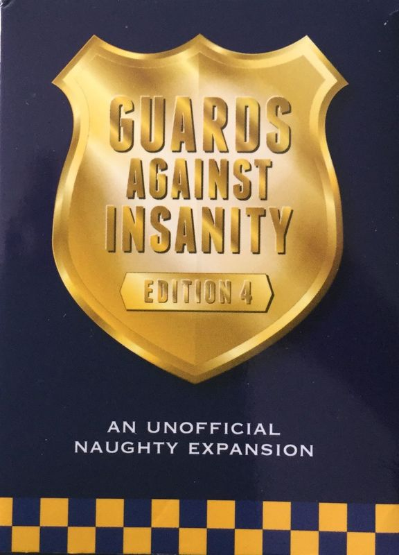 Guards Against Insanity - Edition 4