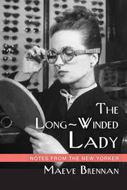 The Long-Winded Lady by Maeve Brennan image