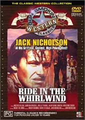 Ride In The Whirlwind on DVD