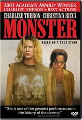 Monster on DVD