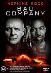 Bad Company (Hopkins/Rock) on DVD