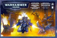Warhammer 40,000 Marneus Calgar and Honour Guard