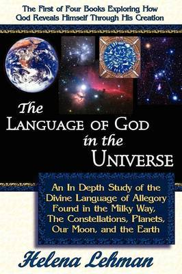 The Language of God Series, Book 1 by Helena Lehman image
