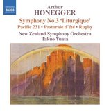 Honegger: Symphony No. 3 Liturgique by Arthur Honegger